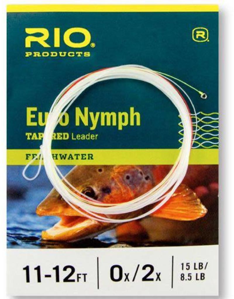 Rio Rio Euro Nymphing Leader - 11.5 ft 2X