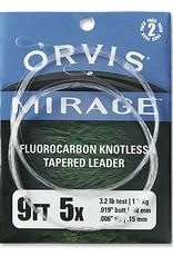 Orvis Orvis Mirage Fluorocarbon Leader - 2 Pack