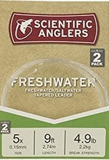 Scientific Anglers Scientific Anglers Freshwater Leader - 2 Pack