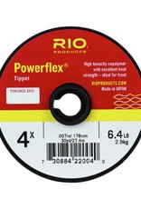 Rio Rio Powerflex Tippet - 30 yds.