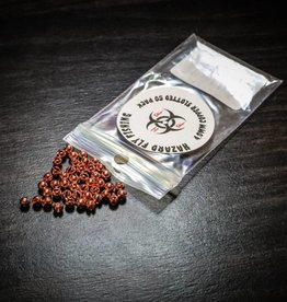 Hazard Fly Fishing Hazard Fly Fishing Tungsten Slotted Beads - 25 Pack