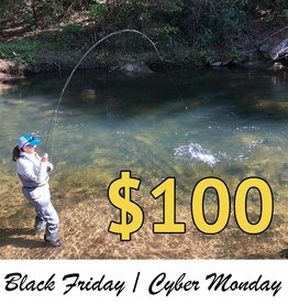 Unicoi Outfitters Black Friday / Cyber Monday Nacoochee Bend Special