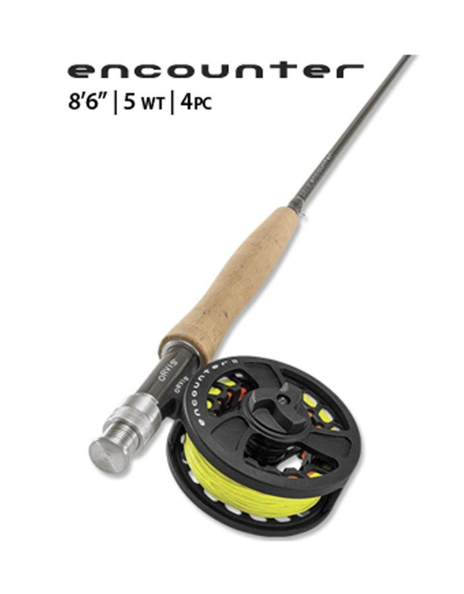 Orvis Orvis Encounter Fly Rod Outfit