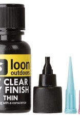 Loon UV Fly Finish Thin