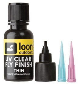 Loon Outdoors Loon UV Fly Finish Thin