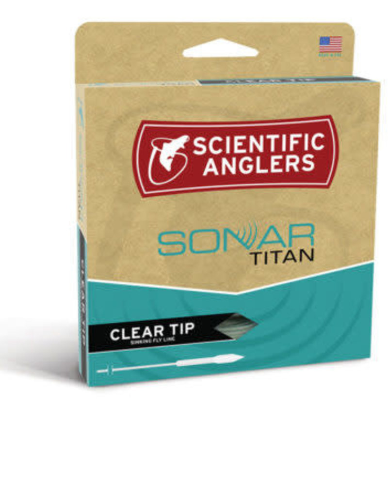 Scientific Anglers Scientific Anglers Sonar Titan Clear Tip