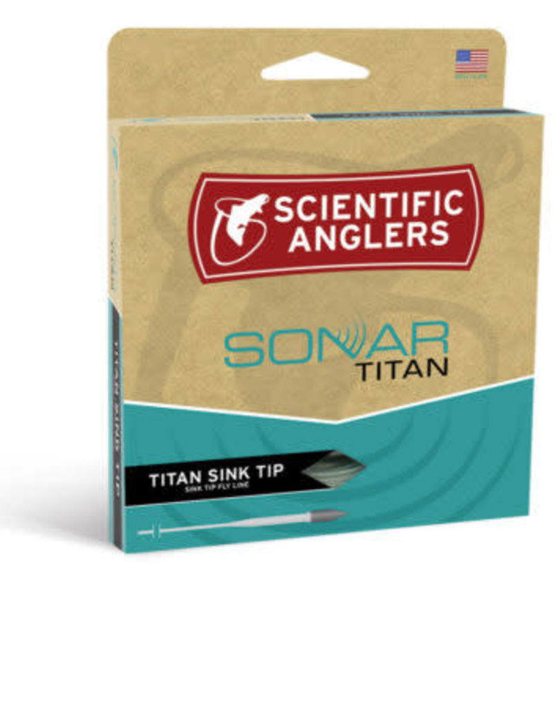 Scientific Anglers Scientific Anglers Sonar Titan Sink Tip Sink 6