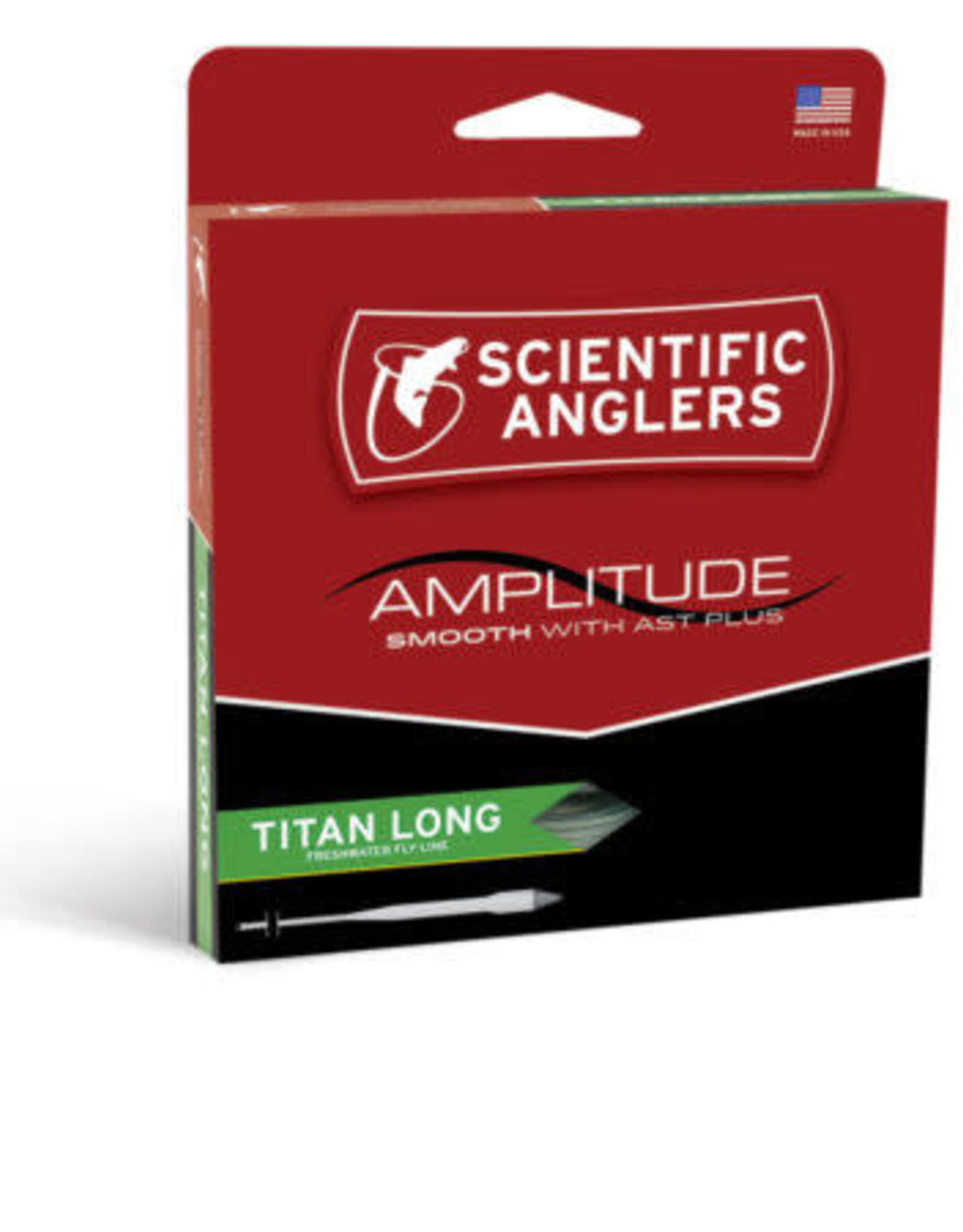Scientific Anglers Scientific Anglers Amplitude Titan Long