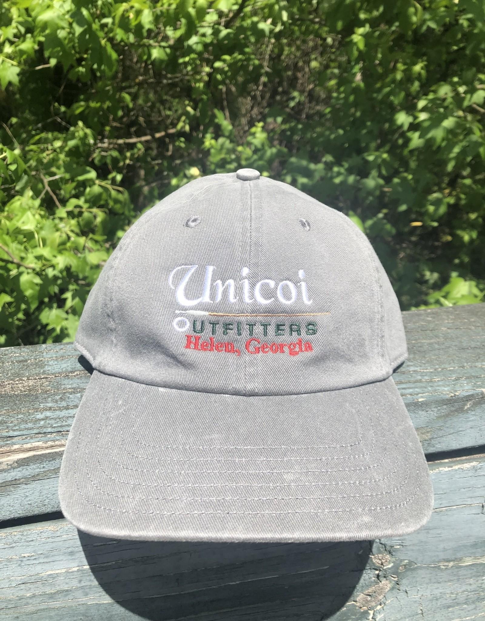 Unicoi Outfitters Simms Unicoi Outfitters Logo Single Haul Cap