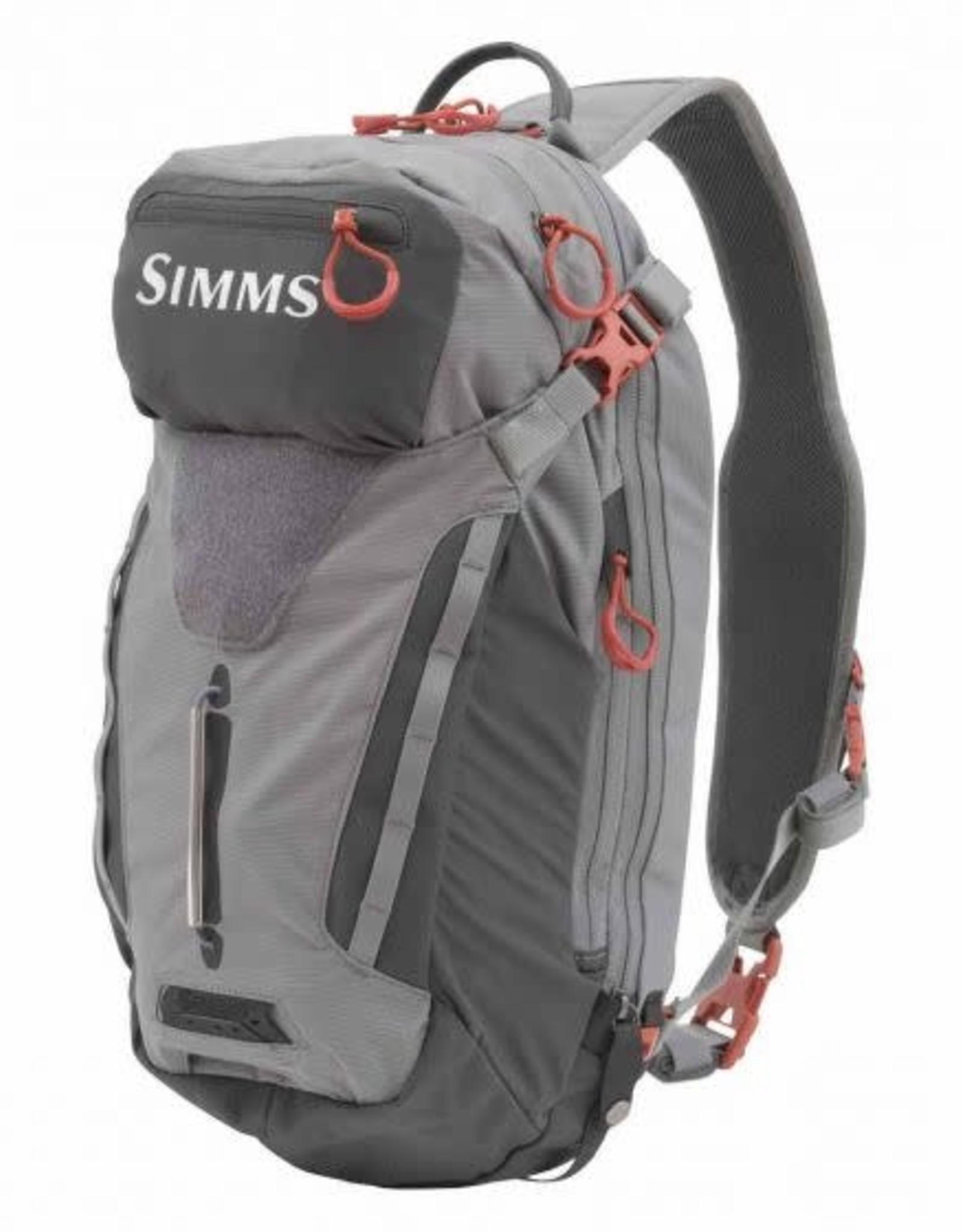 Simms Simms Freestone Ambidextrous Sling Pack - Steel