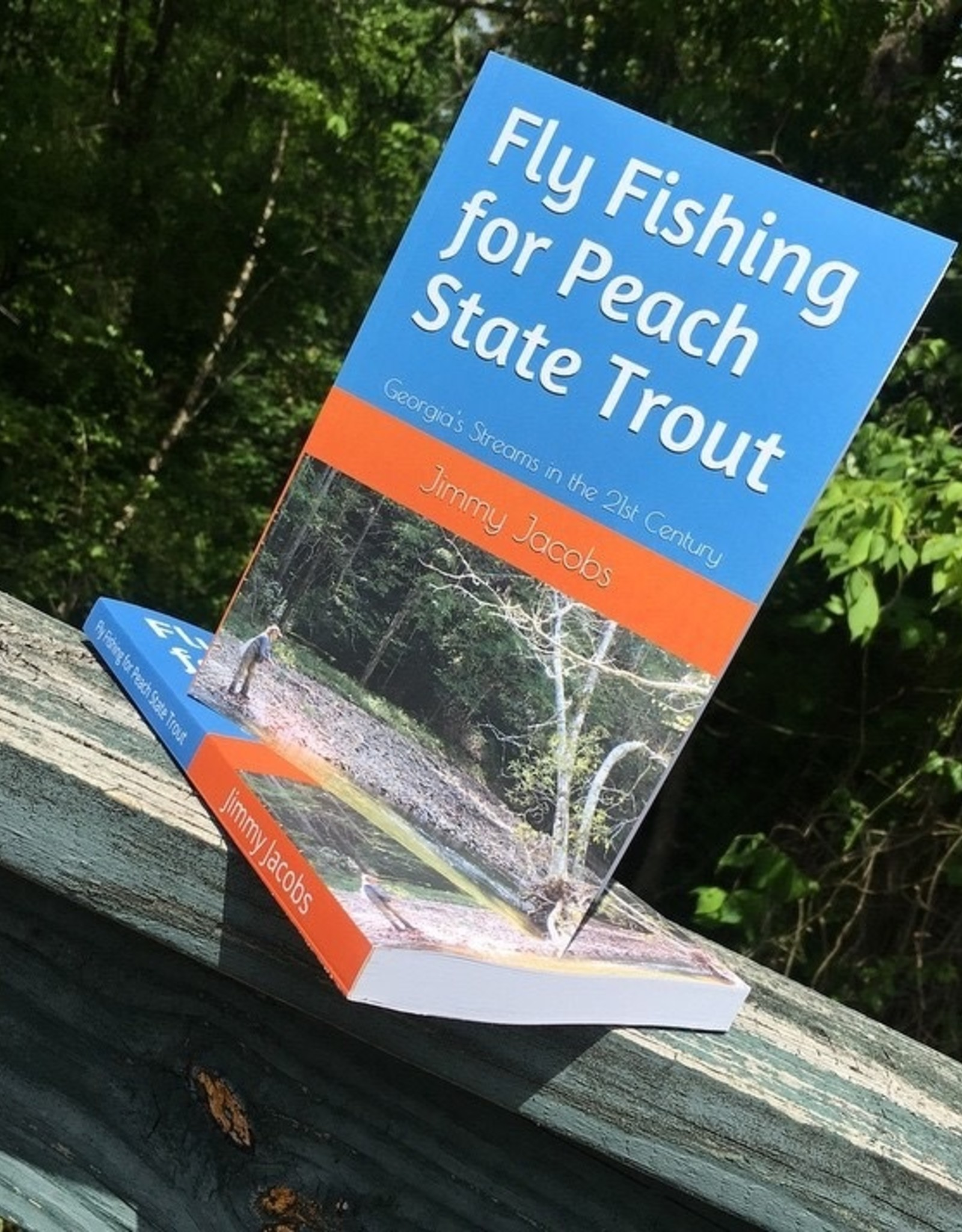 Fly Fishing For Peach State Trout - Jimmy Jacobs