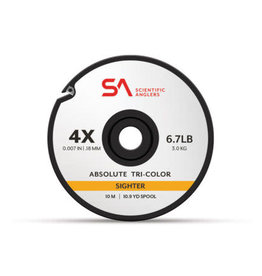 Scientific Anglers Scientific Anglers Absolute Tri-Color Sighter Tippet