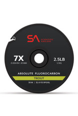 Scientific Anglers Scientific Anglers Absolute Fluorocarbon Trout Tippet
