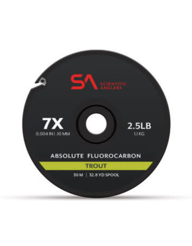 Scientific Anglers Scientific Anglers Absolute Flurocarbon Trout Tippet