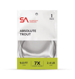 Scientific Anglers Scientific Anglers Absolute Trout Leader 1-Pack