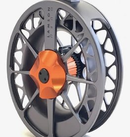 Waterworks Lamson Waterworks Lamson Guru II Fly Reel Grey/Orange