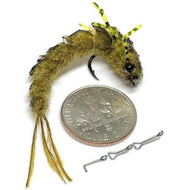 Flymen Fishing Co Fish Skull Chocklett's Articulated Micro Spine