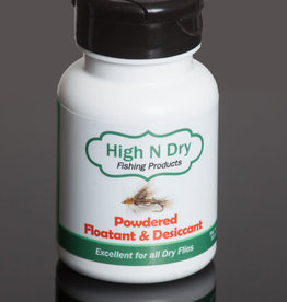 High N Dry High N Dry Powdered Floatant & Desiccant