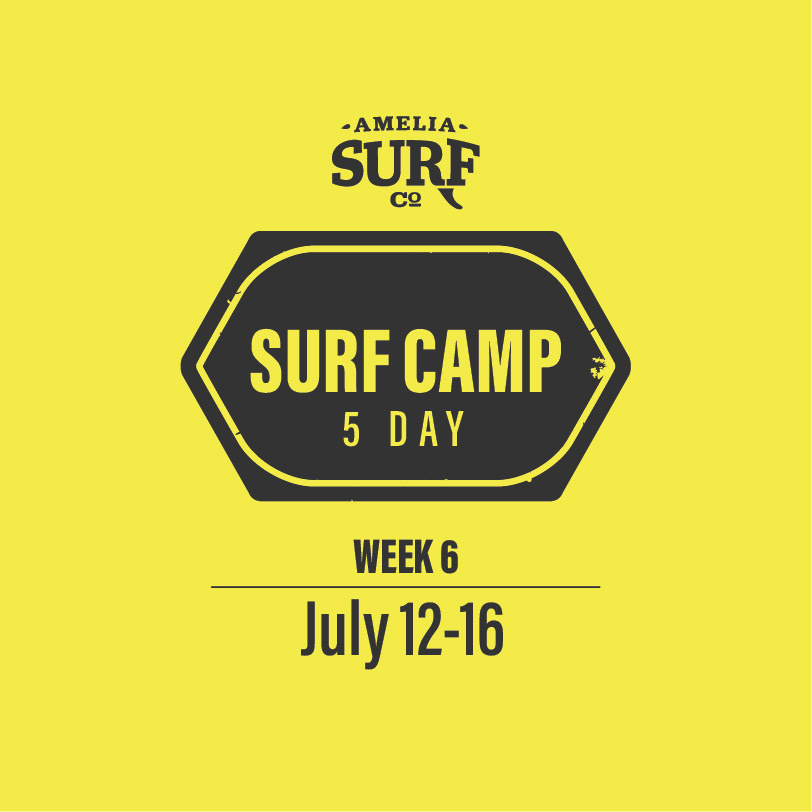 5 Day Camp: (Week 6) July 12-16, 2021