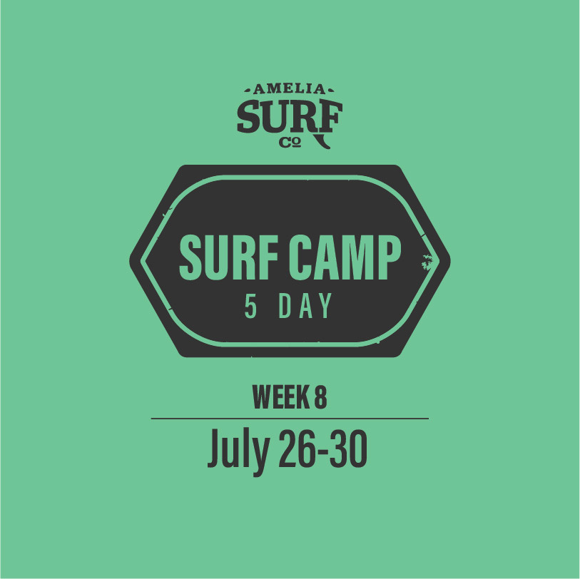 5 Day Camp: (Week 8) July 26-30, 2021