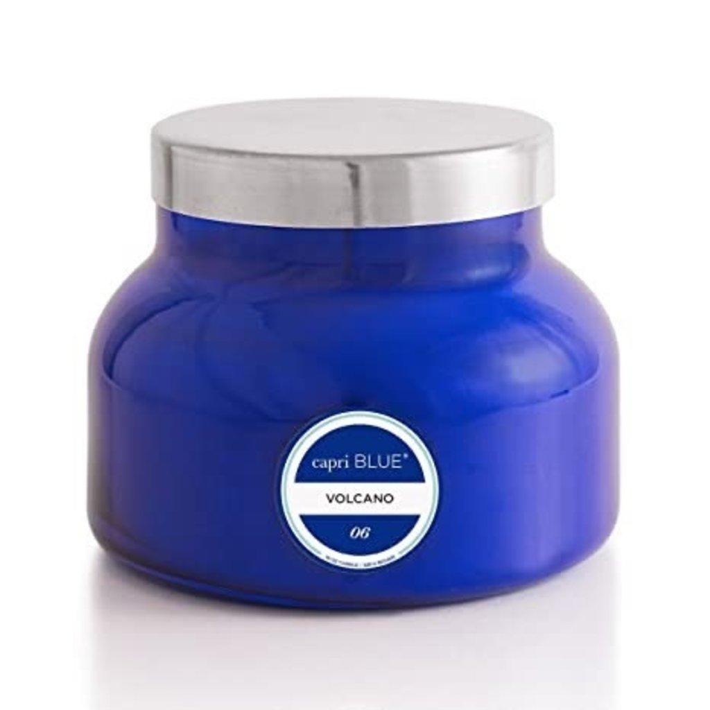Capri Blue Volcano Candle Blue Signature Jar