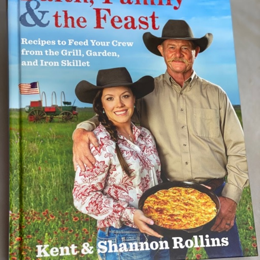 Houghton Mifflin Harcourt Faith, Family & The Feast Cookbook