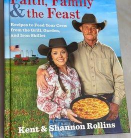 Houghton Mifflin Harcourt Faith, Family & The Feast Cookbook
