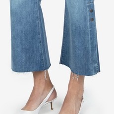 Kut from the Kloth Kelsey High Rise Ankle Flare
