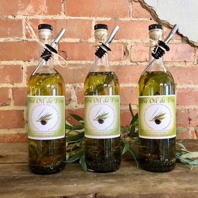 Olive Oil de Fino Olive Oil De Fino