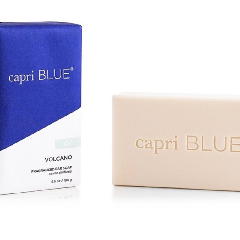 Capri Blue Volcano Signature Bar Soap