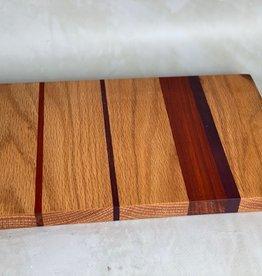 Caleb Smih Exotic Wood Cutting Board