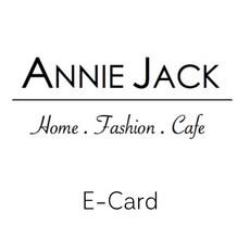 ANNIE JACK DESIGN ANNIE JACK E-Gift Card