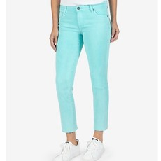 Kut from the Kloth Reese Ankle Straight Sea Green