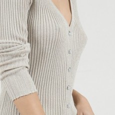 Molly Bracken Longsleeve V neck Cardigan
