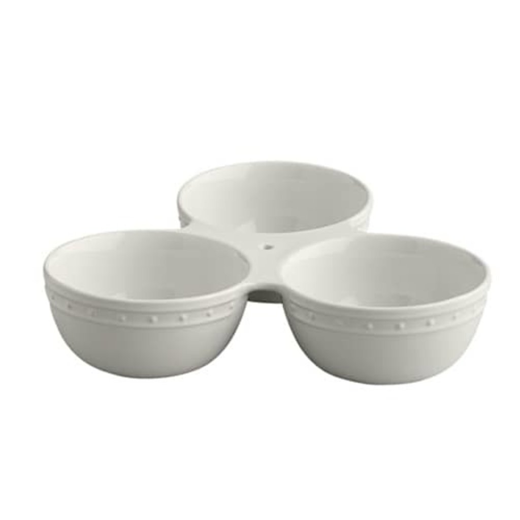 Nora Fleming Triple Dish Bowls
