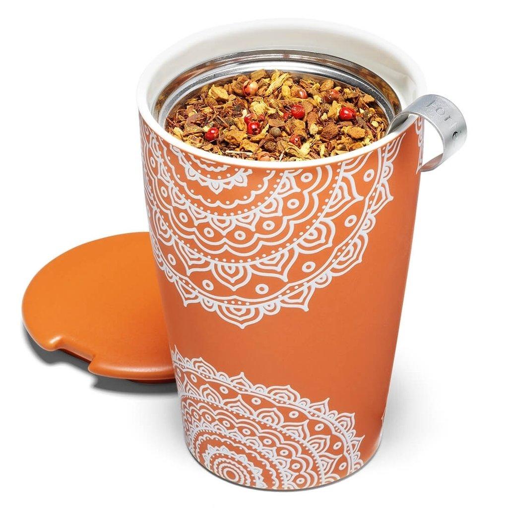 Tea Forte Katu Steeping Cup  Chakra Chai