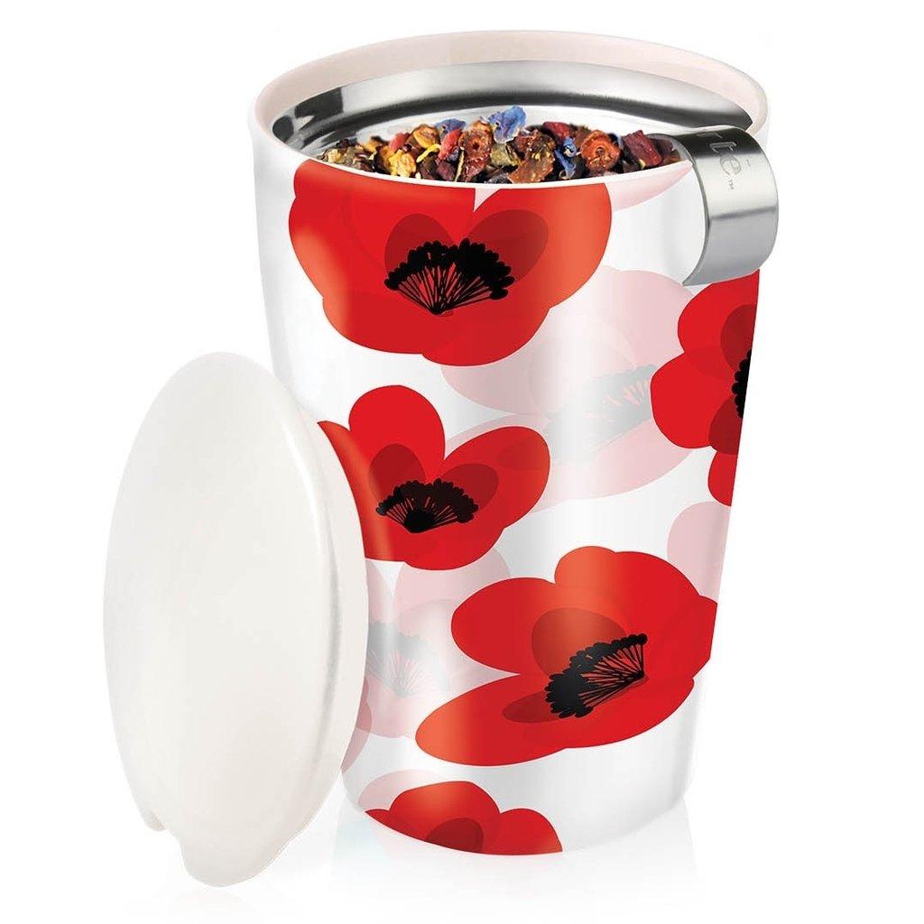 Tea Forte Kati Steeping Cup Petal Drop