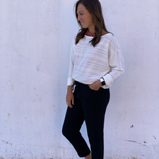 CRESCENT Gemini Linen Trouser