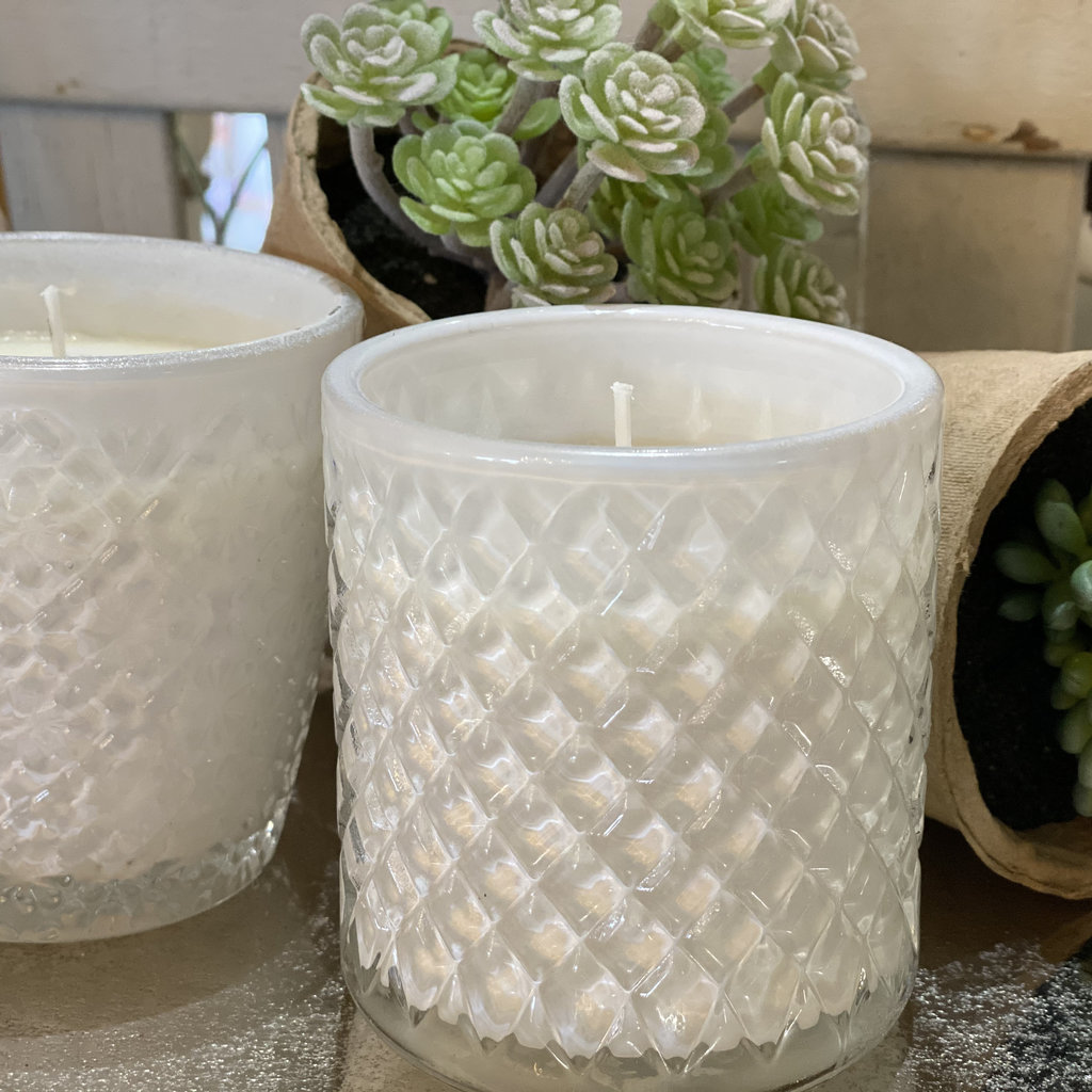 Pure & Free Cactus Flower Soy Candle