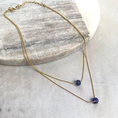Lenny & Eva Lapis Lazuli Necklace