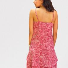 Very J Print Sundress