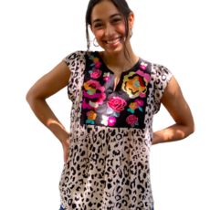 Savanna Jane Embroidered Top