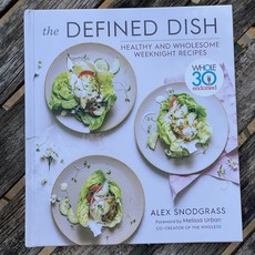 Houghton Mifflin Harcourt Defined Dish Cookbook