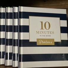 Harper Collins 10 Minutes In The Word Psalms