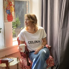 Splendid Iris Loving Life in Celina Tshirt