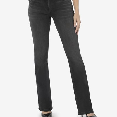 Kut from the Kloth Natalie Bootcut Jean Black Mystical
