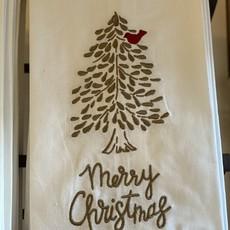 Barton and Barton Merry Christmas Tea Towel