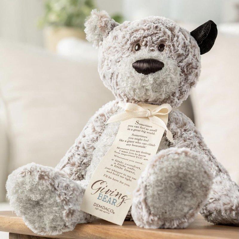 DEMDACO BEAR Giving
