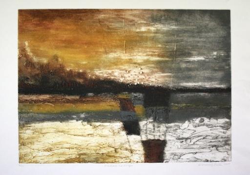 Fractured Landscape-1