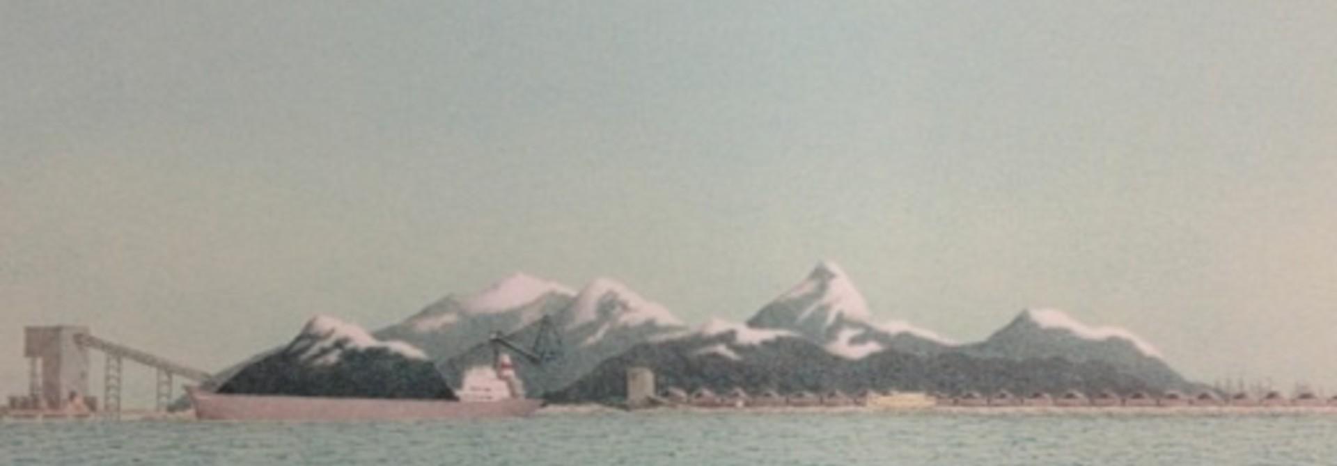 Roberts Bank Mountain Port